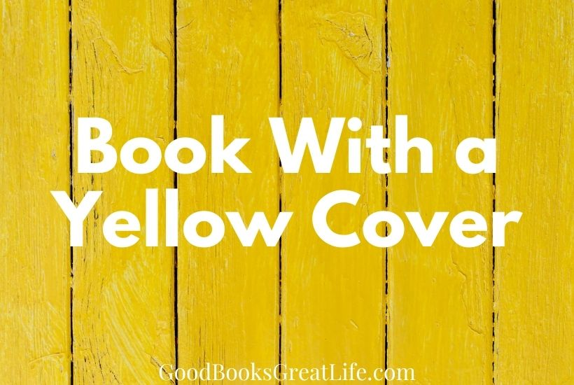 A book with a yellow cover