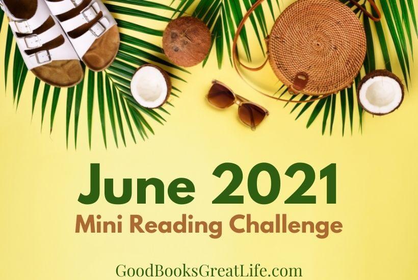2021 June Reading Challenge