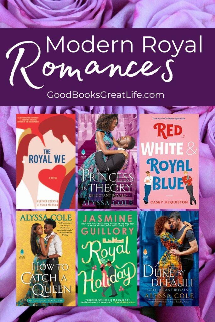 Modern Royal Romance Novels