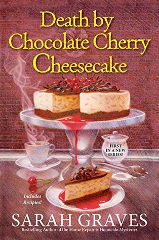 Death by Chocolate Cherry Cheesecake book cover