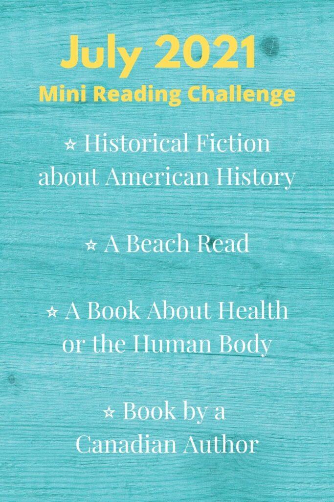 2021 July Reading Challenge