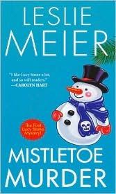 Mistletoe Murder book cover