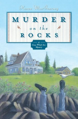 Murder on the Rocks book cover
