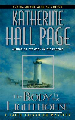 The Body in the Lighthouse book cover