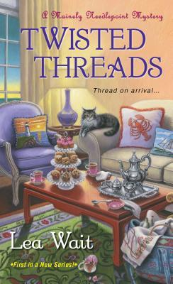 Twisted Threads book cover