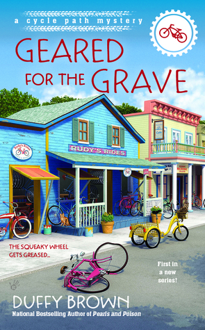 Geared for the Grave book cover