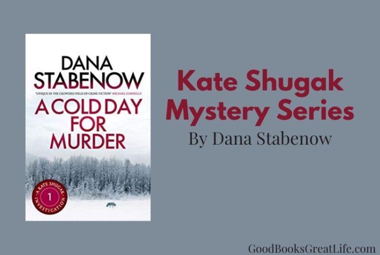 Kate Shugak Mystery series
