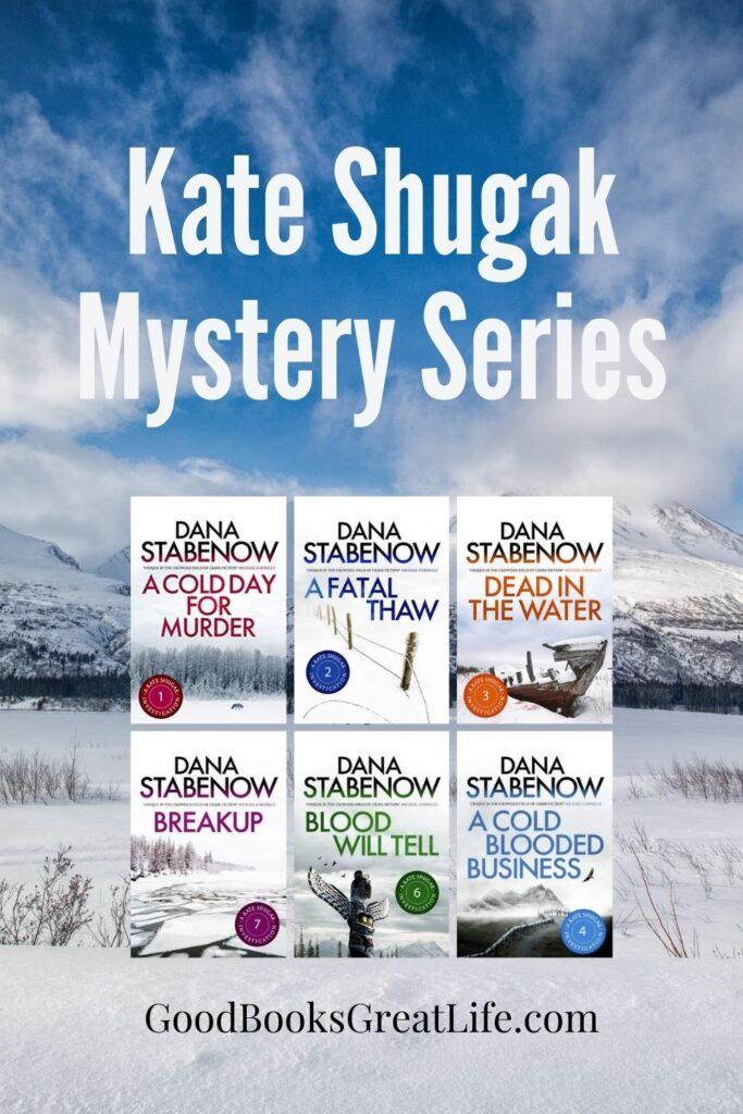 Kate Shugak mystery series review