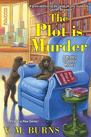 The Plot is Murder book cover