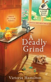 A Deadly Grind book cover
